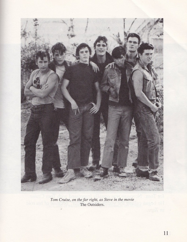 70 Best The Outsiders Images On Pinterest Stay Gold Stay Young