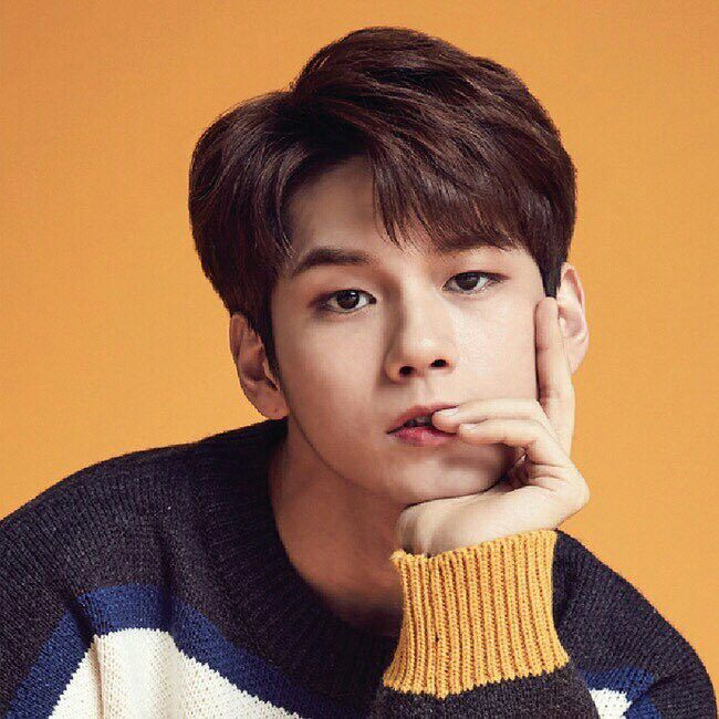 Wanna One - Ong Seongwoo X Mexicana Chicken