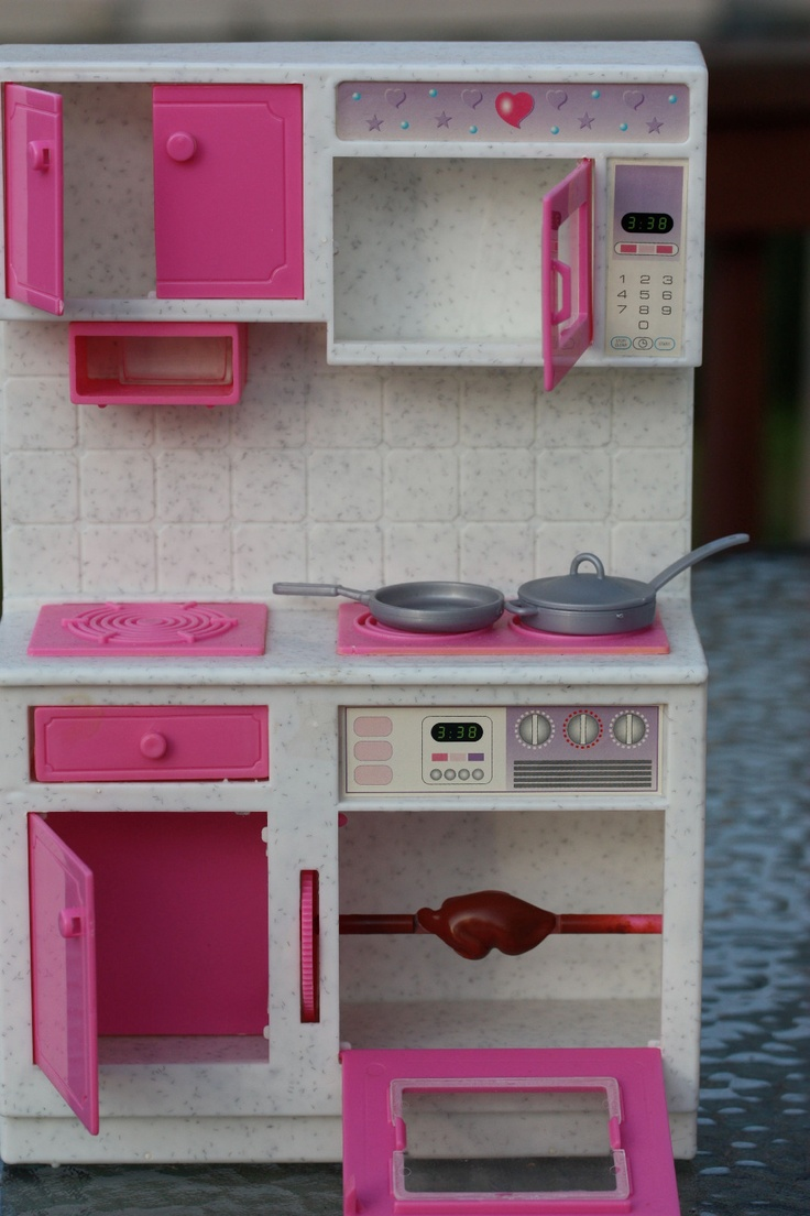 barbie kitchen set with accessories barbie accessories