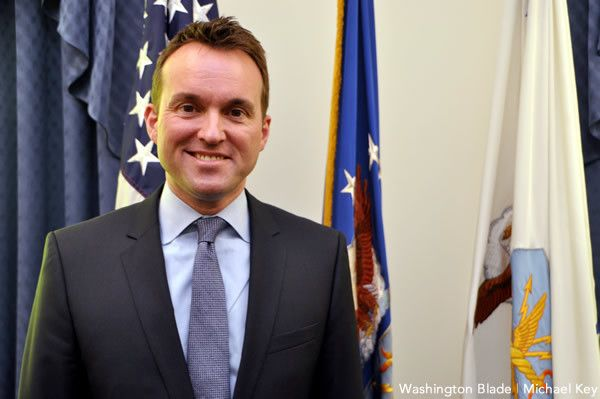 USA: Eric Fanning, primer secretario abiertamente gay del Ejército