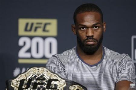 Jon Jones Removed from UFC 200 vs. Daniel Cormier for Potential Doping Violation
