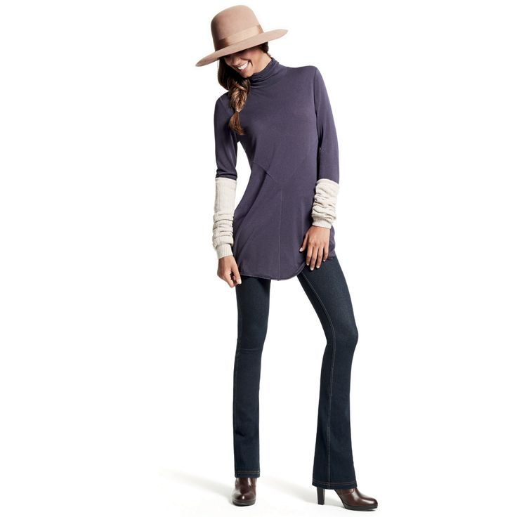 #Sixisties #revival!! Tagli svasati e #leggings #BootCut, indossa il glamour in stile anni '60 per un'eleganza senza tempo!