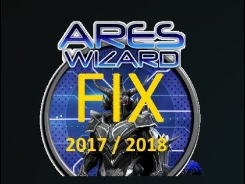 Ares Wizard Fix December 2017 How to update KODI EASY INSTALL METHOD - YouTube