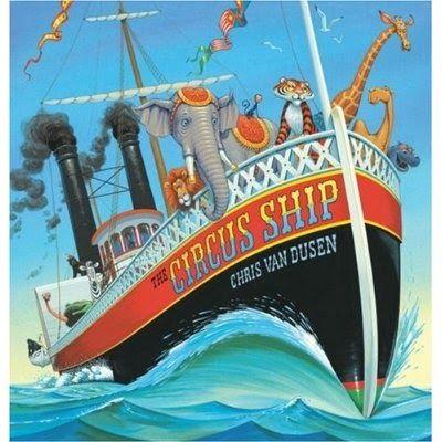 Mrs Home Ec: The Circus Ship