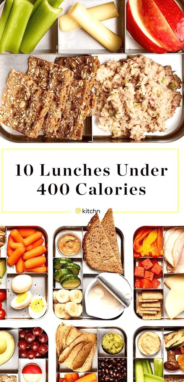 10 Easy Lunch Ideas Under 400 Calories Need Healthy Ideas For Packing Your Lunch To Take To Work A L In 2020 Healthy Lunches For Kids Easy Lunches Low Calorie Recipes
