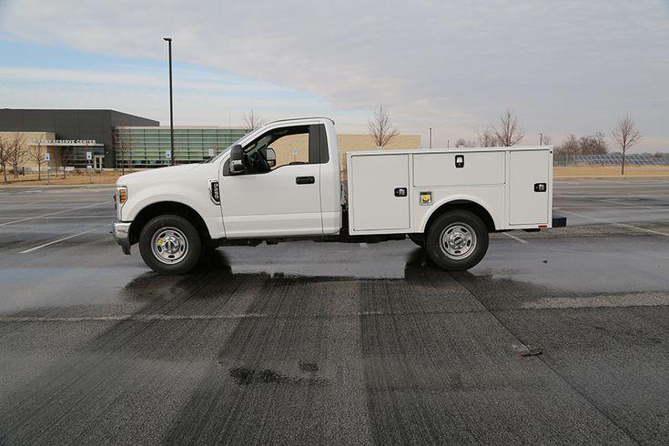 Aluminum service bodies knapheide website custom truck