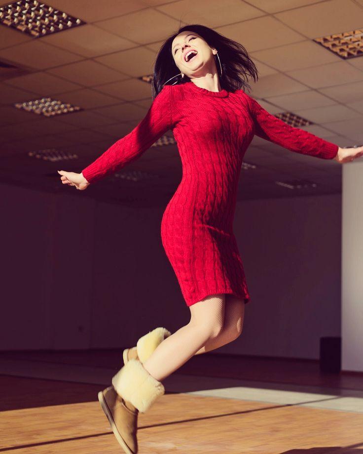 Rochie tricot