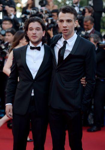 Kit Harington et Jay Baruchel @ #Cannes2014 | www.lenoeudpapillon.fr