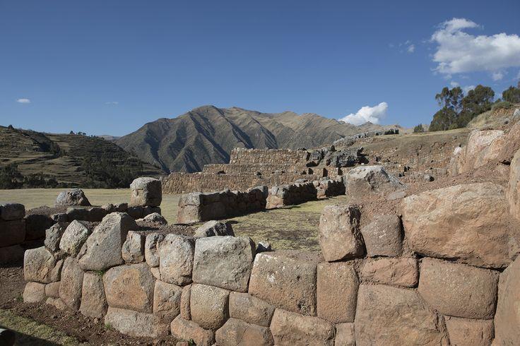 https://flic.kr/p/NwAZCA | Peru | Peru. The Inca site of Chinchero.