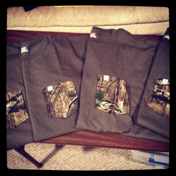 camo. Would be so cute with the pockets monogrammed.