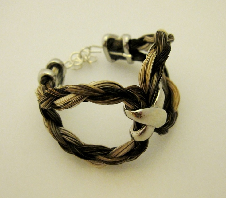 148 best horse hair ideas images on pinterest horse hair jewelry x horsehair bracelet more items on page https solutioingenieria Image collections