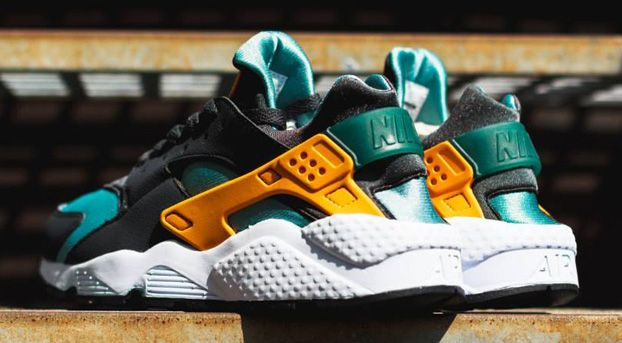 Nike Air Huarache – Catalina / University Gold-Anthracite