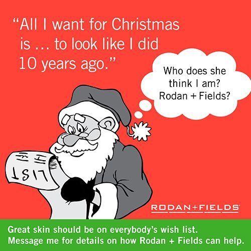 8 best Rodan + Fields Christmas Gift Ideas images on Pinterest ...
