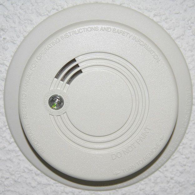Your Smoke Detector Smoke Detector Detector Household Items