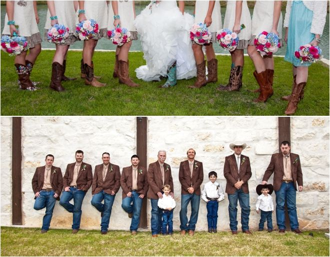 Counrty Wedding Ideas Decor