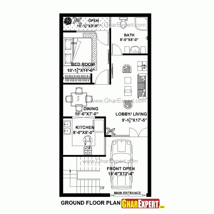 Pin On 20x40 House Plans