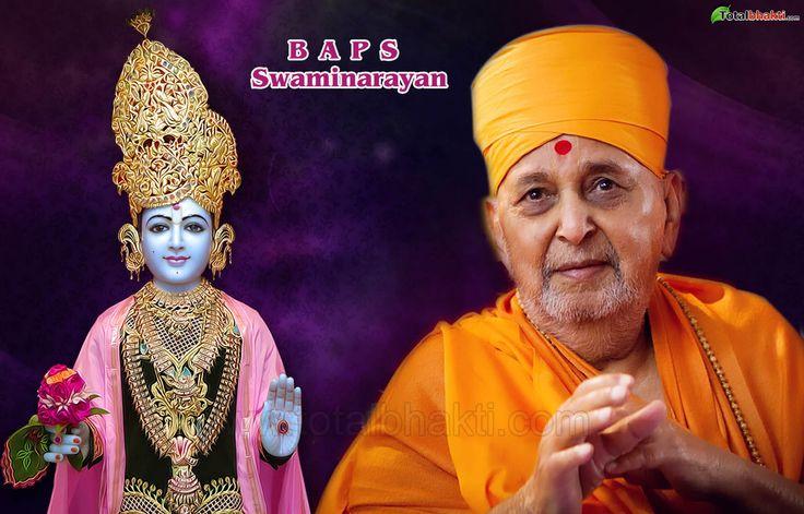 baps-swaminarayan wallpaper, Hindu wallpaper, B A P S Swaminarayan Wallpaper,, Download wallpaper, Spiritual wallpaper - Totalbhakti Preview