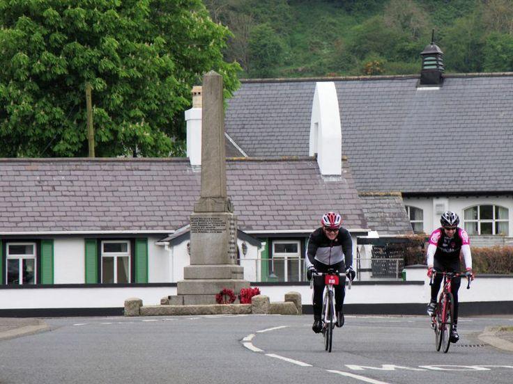 Big Italian Bike Ride 1 - Glynn, Co. Antrim