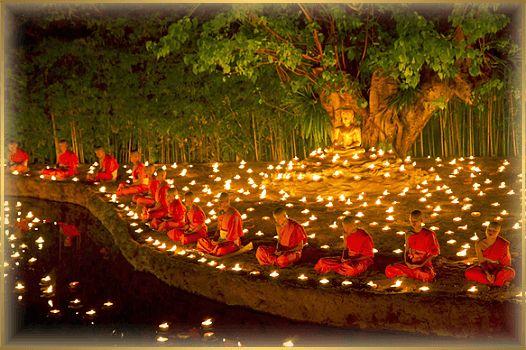 DEŇ BUDDHU alebo VESAKH FESTIVAL: 21.5.2016