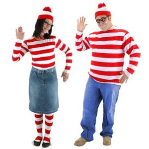 Where Is Waldo #Costumes For #Halloween