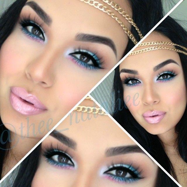 <3 makeup
