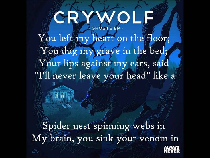 19 best crywolf ❤ images on pinterest | eden project, lyrics and