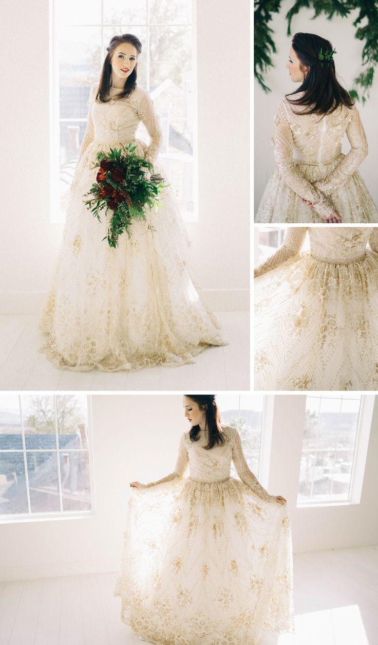 101 best Besondere und Designer Brautkleider images on Pinterest ...