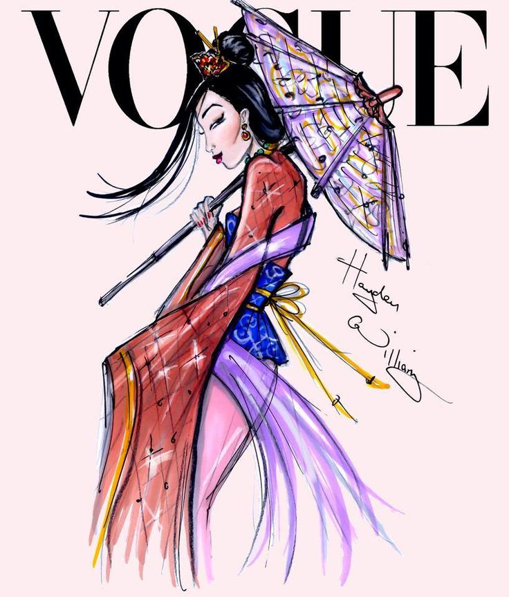 MULAN VOGUE FROM: icon 17