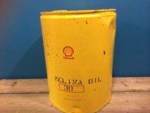 Olieblik Shell 25 liter - ETALAGE 71