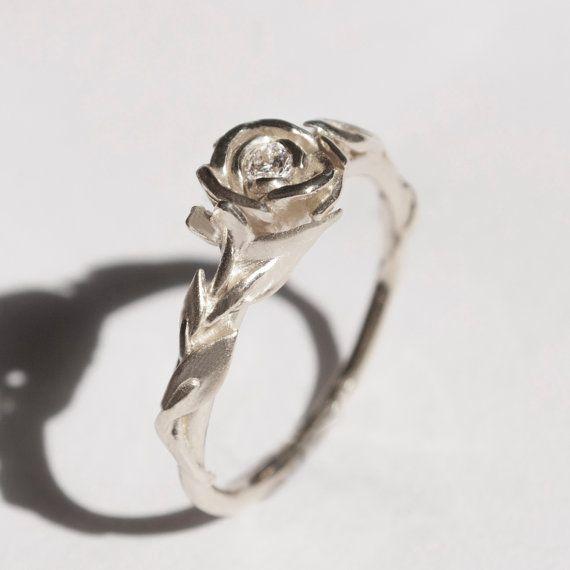 Rose Wedding Ring Wedding Design Ideas