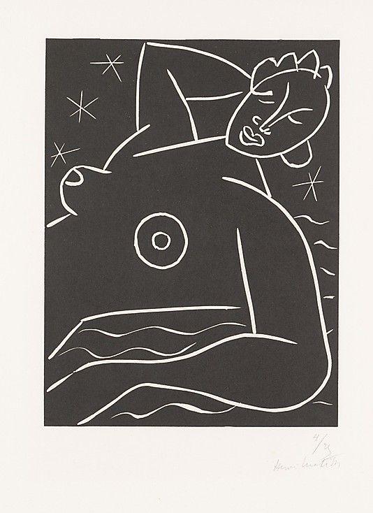 Gesture Matisse Drawing 3