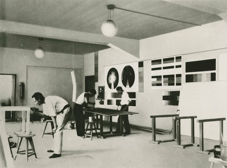 Everything Is Design Revisiting The Legacy Of The Bauhaus