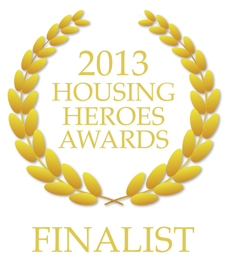 Sheltered Scheme Manager, Margaret Roe has been shortlisted for 'Inspirational Colleague of the Year' at the 2013 Housing Heroes Awards