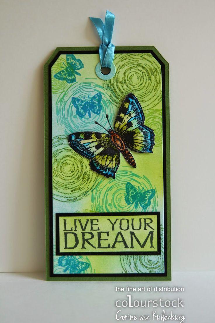Corine's Gallery: Art Journey Live your dream