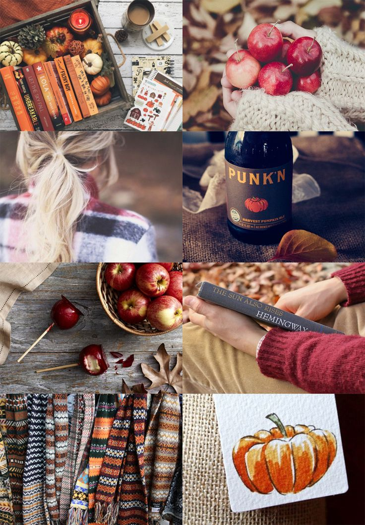 Here, have some cosy autumn Gryffindor.