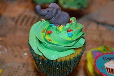 Elefante para un cumpleaños