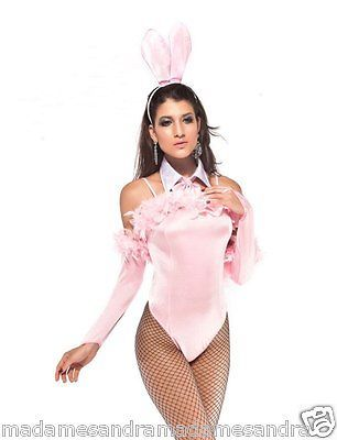 Pink #bunny costume body #outfit woman fancy dress #rabbit animal lady easter ted,  View more on the LINK: 	http://www.zeppy.io/product/gb/2/261182914502/