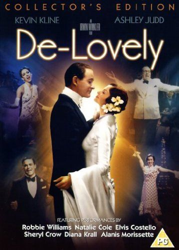 De-Lovely: Kevin Kline, Ashley Judd, Jonathan Pryce, Kevin McNally, Allan Corduner, Sandra Nelson, Keith Allen, James Wilby, Kevin McKidd, Richard Dillane, Irwin Winkler - director