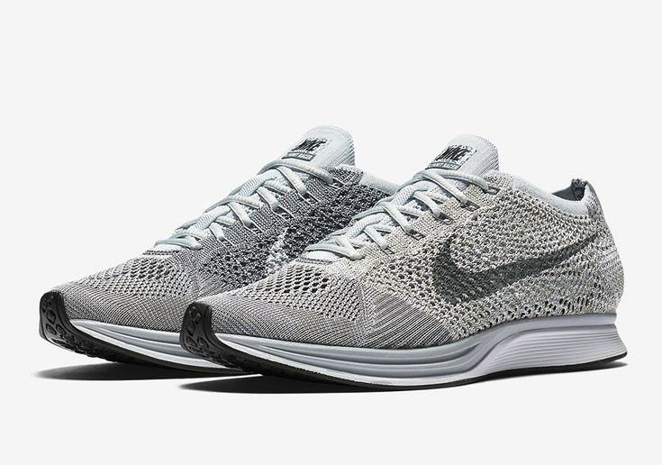 Release Date: Nike Flyknti Racer Pure Platinum