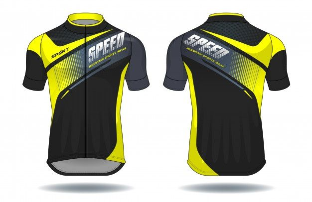 Download Cycle Jersey Cycling Jersey Design Sports Uniform Design Cycling Outfit
