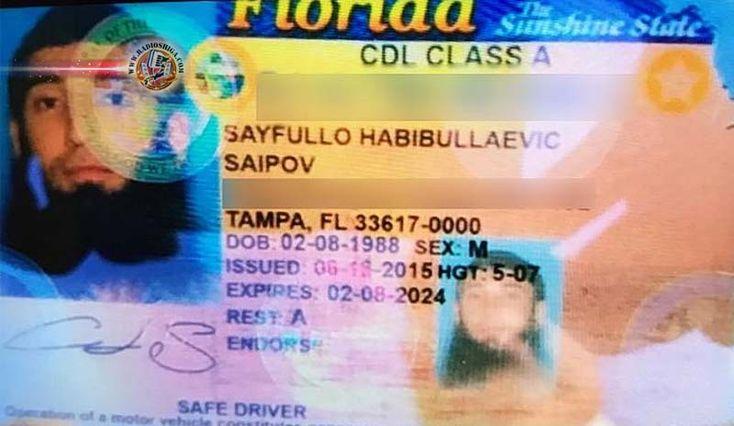 Terrorista de Nova York diz que agiu em nome do Daesh. As informações que vão surgindo sobre Sayfullo Saipov começam a compor o perfil deste emigrante do Uz