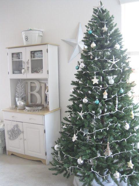 117 best Coastal Christmas Decorations images on Pinterest - coastal christmas decorations