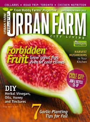 Urban Farm Magazine: 1 Yr For $4.50! {thru 12/3}