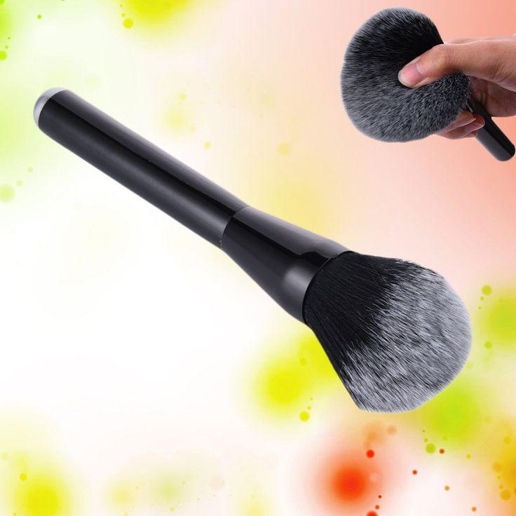 Large Soft Cosmetic Makeup Brush Cosmetic Blush Brush Face Fundation Brush Free Shipping Professional Makeup Beauty Tool