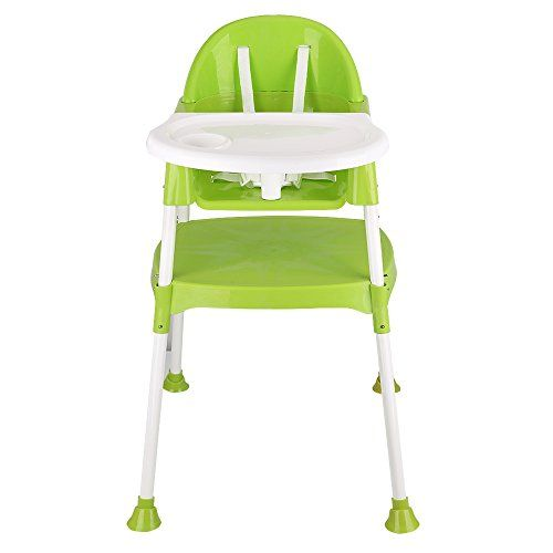DOTASI 3 in 1 Baby High Chair Convertible Table Seat Booster Toddler Feeding Highchair -- Check out this great product.Note:It is affiliate link to Amazon.