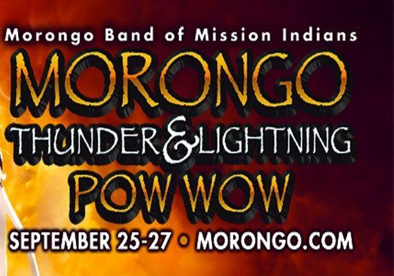 2015 Morongo Thunder and Lighting Pow Wow