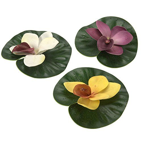 Floating Lily Pad Variety Pack: TotalPond Floating Lily Pad TotalPond Http://www.amazon