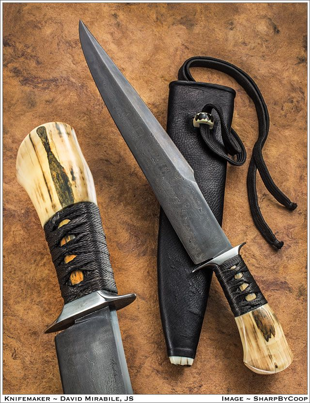 Photos SharpByCoop • Gallery of Handmade Knives - Page 52