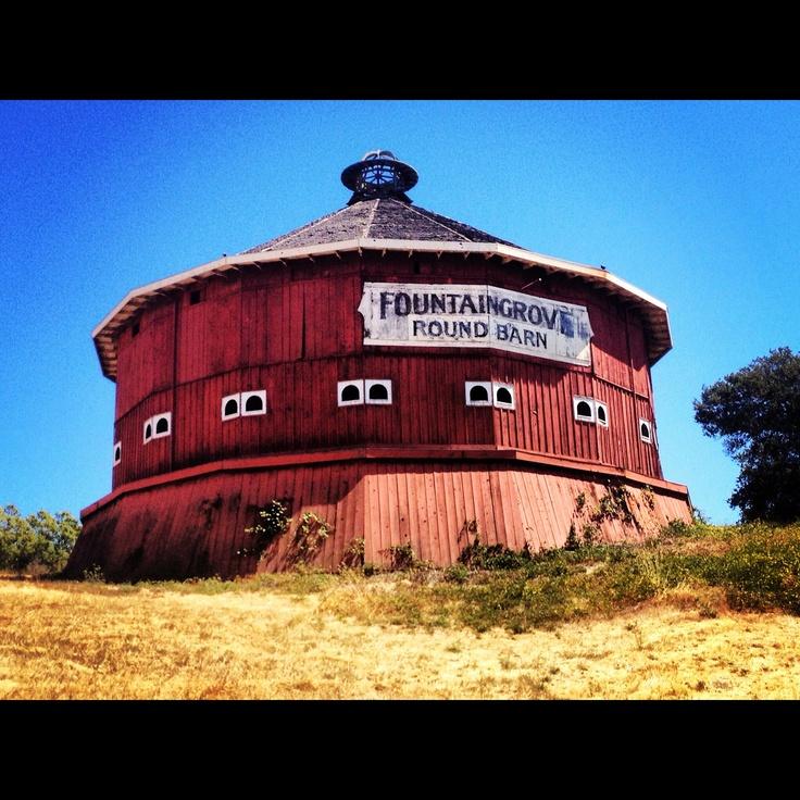 Santa Rosa California  One of my favorite buildings.