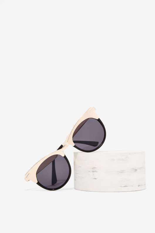 Country Clubbing Cat-Eye Shades - Sunglasses
